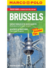 Brussels Marco Polo Pocket Guide