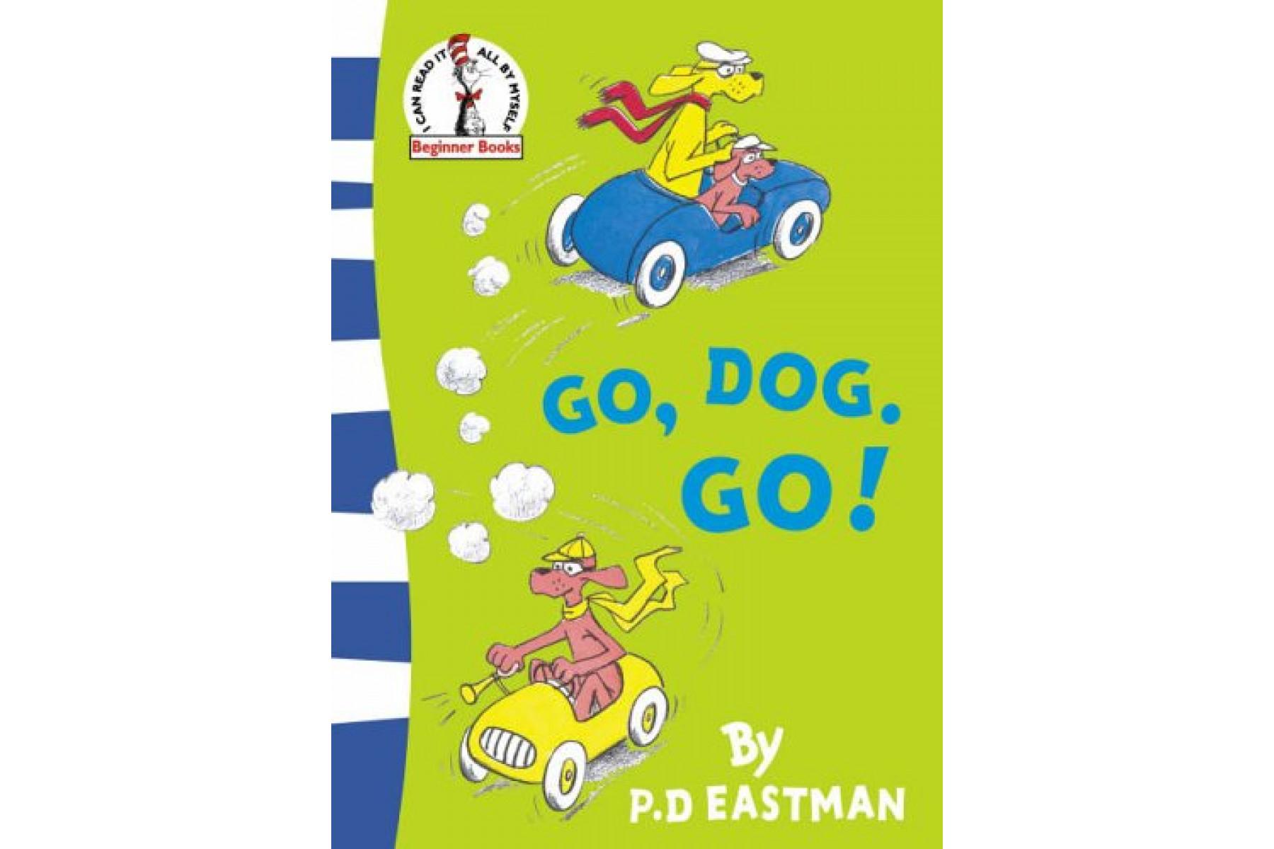 Go, Dog. Go! (Beginner Series)
