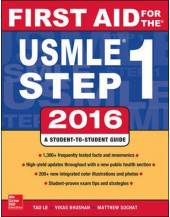 First Aid for the USMLE Step 1 2016 (First Aid USMLE)