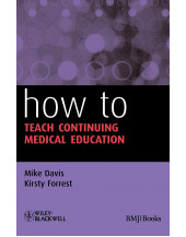 How to Teach Continuing Medical Education (HOW - How To)