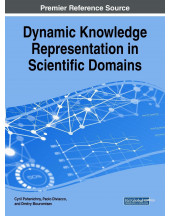 Dynamic Knowledge Representation in Scientific Domains