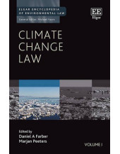 Climate Change Law: 1 (Elgar Encyclopedia of Environmental Law Series)