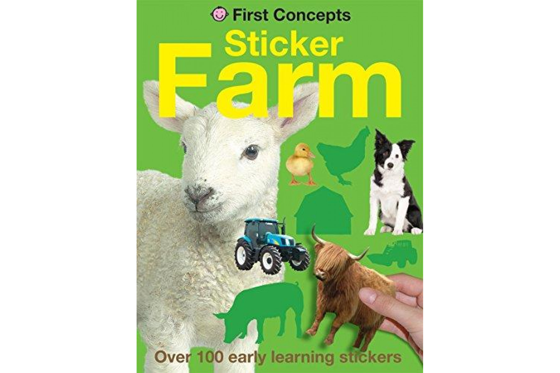 Farm (First Concepts Sticker)