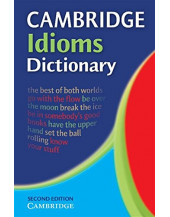 Cambridge Idioms Dictionary Second edition