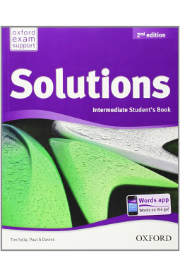 Solutions 2nd Edition Intermediate: Student's Book