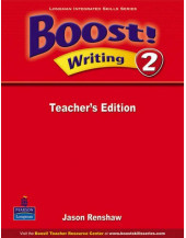 Boost! Writing: Teacher's Book Level 2