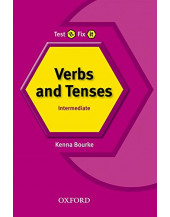 Test It, Fix It Revised Intermediate: Verbs and Tenses