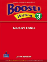 Boost! Writing: Teacher's Book Level 3