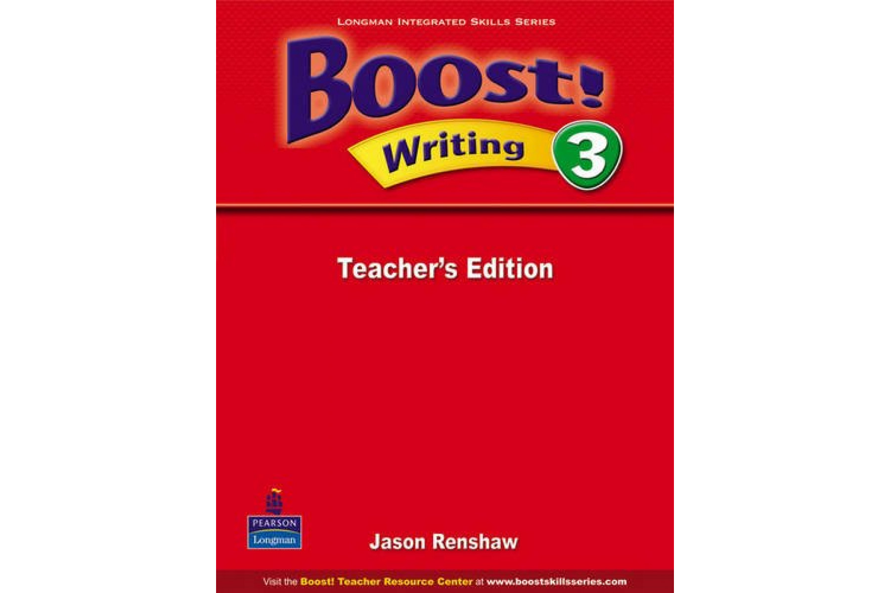 Boost! Writing: Teacher's Book Level 3