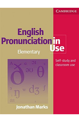 English Pronunciation in Use Elementary Book with Answers and Audio CD Set (5 CDs)