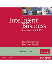 Intelligent Business Pre-Intermediate Course Book CD 1-2