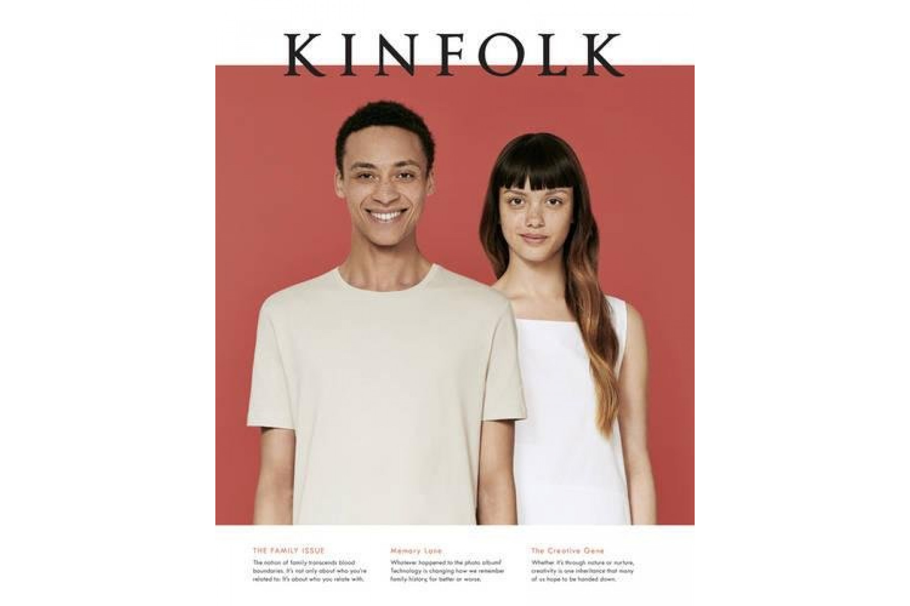 Kinfolk Volume 17: The Family Issue