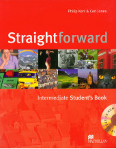 Straightforward Intermediate: Student's Book Pack