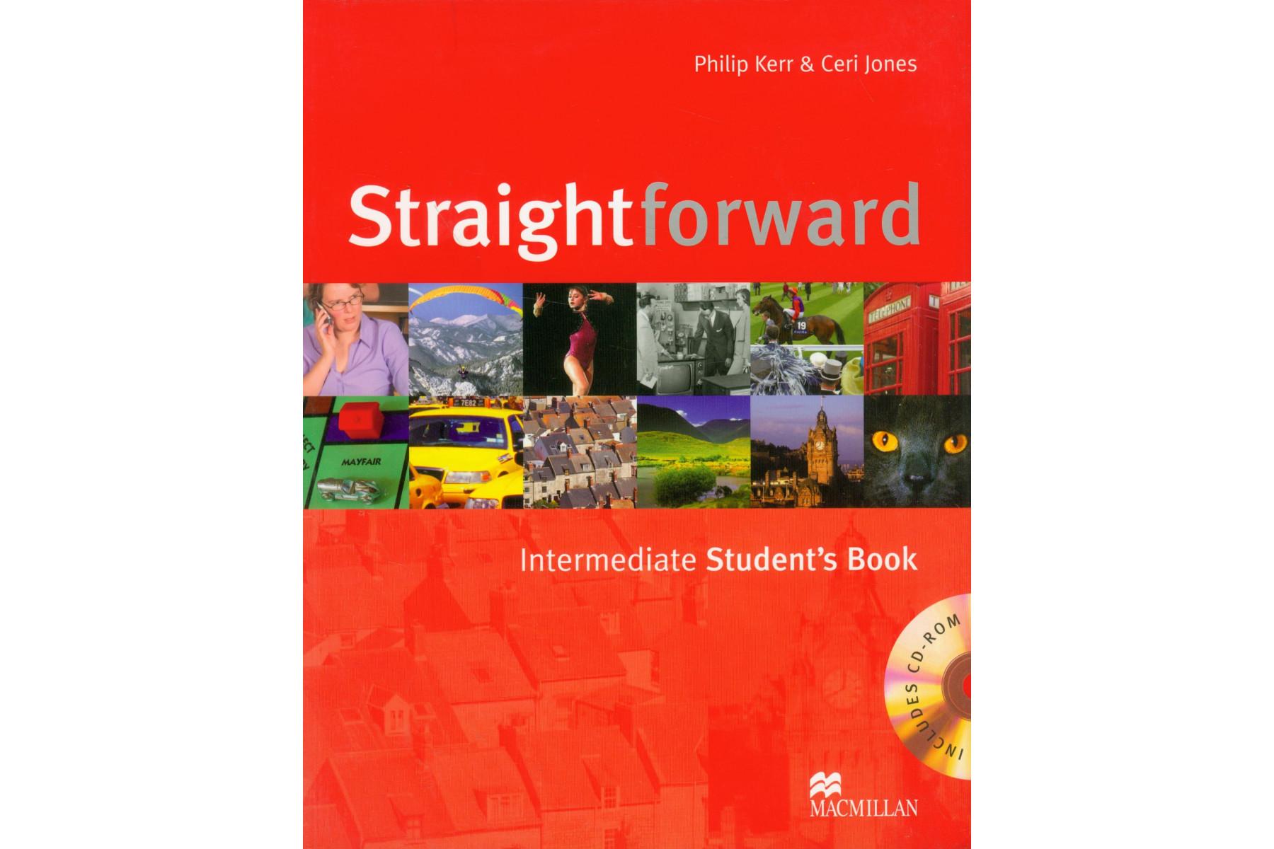 Straightforward Intermediate: Student's Book Pack