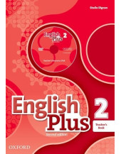 English Plus 2nd Edition 2 TB + Teacher's Resource Disk + Practice Kit