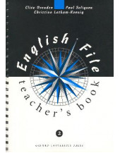 English File 2: Teacher's Book: Level 2