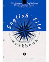 English File 2: Workbook (with Key): Level 2