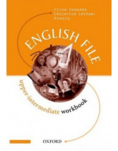 English File Upper-Intermediate: Workbook (with Key)