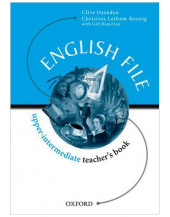 English File Upper-Intermediate: Teacher's Book