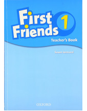 First Friends 1: Teacher's Book