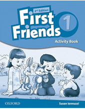 First Friends 2nd Edition 1  Activity Book