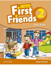 First Friends 2nd Edition 2 Classbook & Multi-ROM Pack