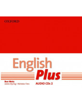 English Plus 2: Class Audio CDs (3)
