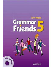 Grammar Friends: 5: Student's Book with CD-ROM Pack