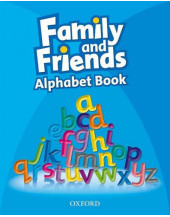 Family and Friends: 1: Alphabet Book
