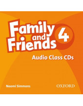 Family and Friends: 4: Class Audio CD (3)