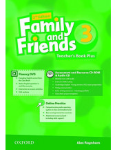 Family and Friends 2nd Edition 2: Teacher's Book Plus