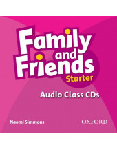 Family and Friends: Starter: Class Audio CDs (2)
