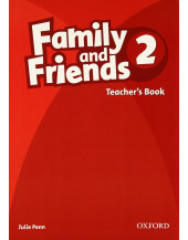 Family and Friends: 2: Teacher's Book