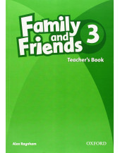 Family and Friends: 3: Teacher's Book