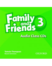 Family and Friends: 3: Class Audio CD (3)