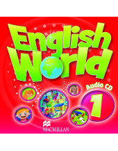English World 1 Class Audio CD (2)
