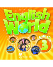 English World 3 Class Audio CD (2)