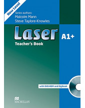 Laser A1+ Teacher's Book + Test CD