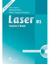Laser B1 3rd Edition Teacher's Book Pack