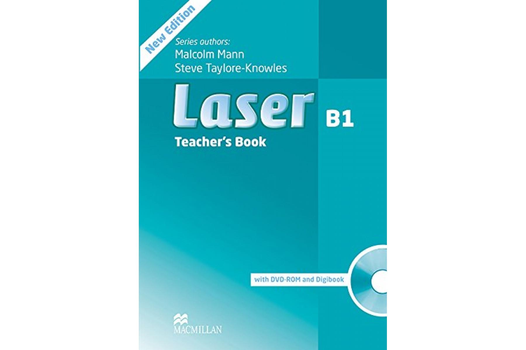 Laser B1 3rd Edition Teacher's Book Pack
