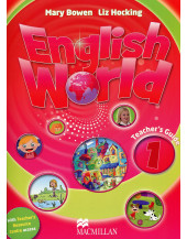 English World 1 Teacher Book & Webcode Pack