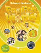 English World 3 Teacher Book & Webcode Pack