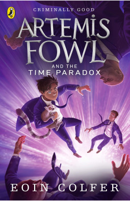 Artemis Fowl and the Time Paradox. Book 6