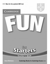 Fun for Starters Teacher's Book