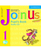 Join Us for English 1 Pupil's Book Audio CD