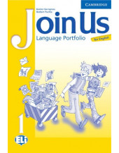 Join Us for English 1 Language Portfolio