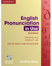 English Pronunciation in Use Elementary + Audio CDs + CD-ROM