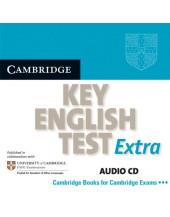 Cambridge Key English Test Extra Audio CD