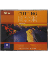 Cutting Edge Intermediate Class CD 1-3 New Edition
