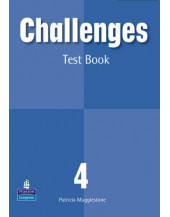 Challenges Test Book 4 Level